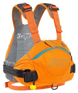 Chaleco Kayak FXr Naranja