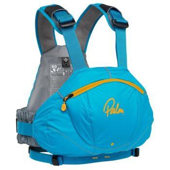 Chaleco Kayak Palm FX azul