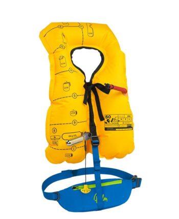 Chaleco Kayak Palm Glide autohincable inflado