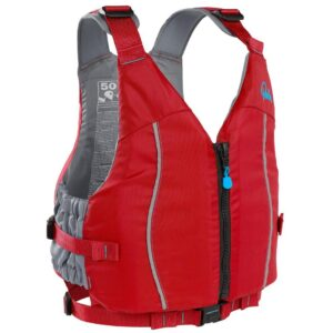 Chaleco Kayak Palm Quest rojo