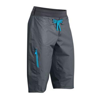 Pantalón Shorts Palm Horizon gris