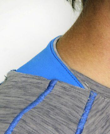 Ropa térmica Palm Arun camiseta detalle