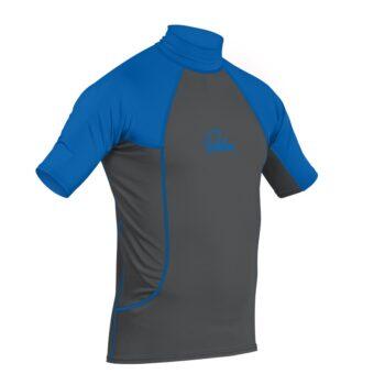 licra-12193_RashGuard_shortsleeve_Blue_front